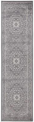 "Diagona Designs Oriental Medallion Design Runner Rug 31"" W x"