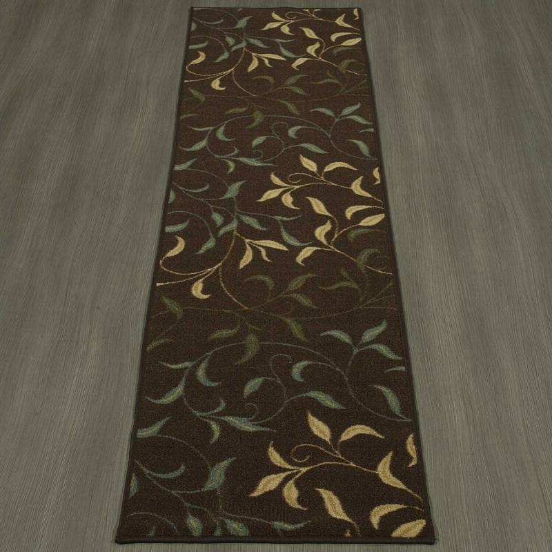 Leaves Rug with