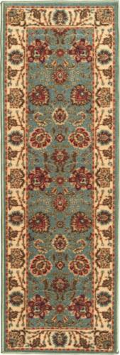 ottohome collection persian oriental green