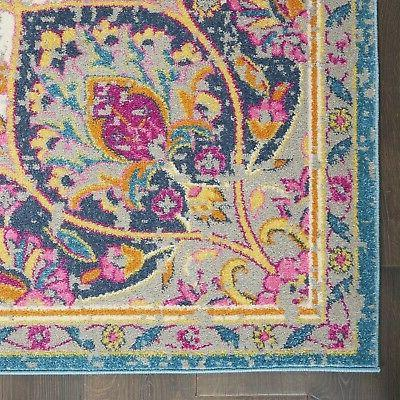 Passion Ivory/Multi Rug Vintage By