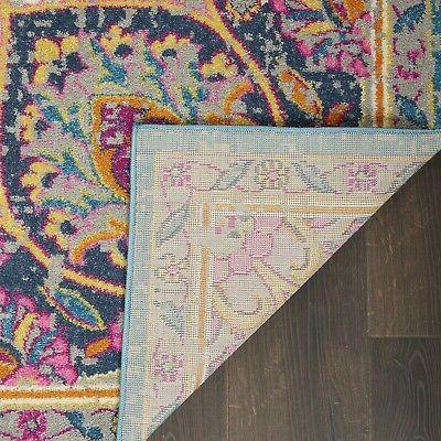 Passion Ivory/Multi Rug Traditional Vintage Bohemian By