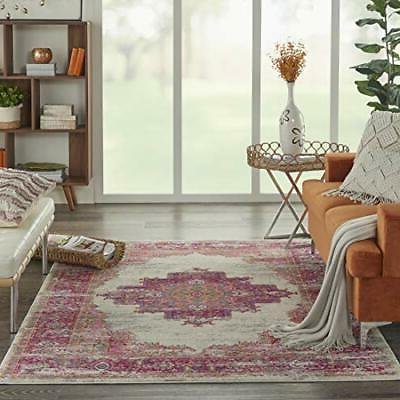 passion traditional bright colorful area rug 5