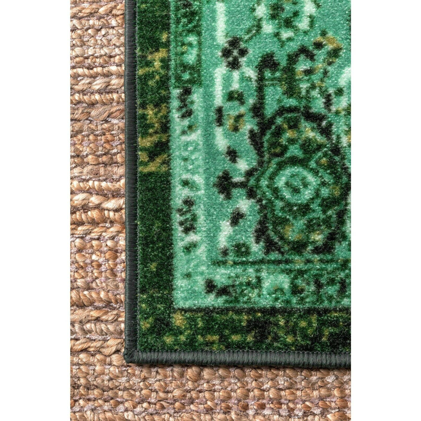 nuLOOM Distressed Area Rug in