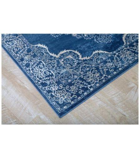 Persian-Rugs 5529 Blue 5x7 New