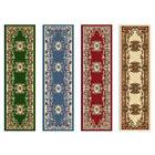 premium collection traditional area rug 1 9