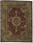 Ottomanson Royal Collection Distressed Medallion Design Area