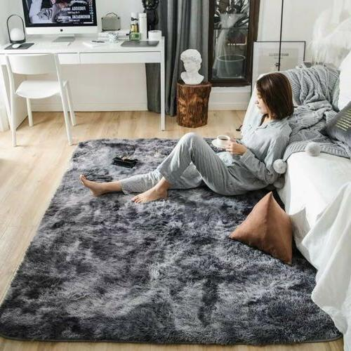 Shaggy Area Rugs Carpet Living Room Bedroom Soft Large 120x160cm