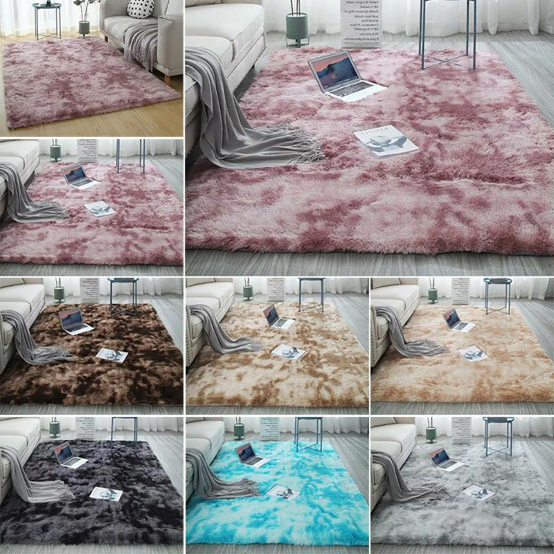 Large Soft Fluffy Area Rug Mat for Living