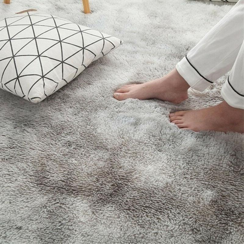 Shaggy Floor Living Bedroom Rugs Large Home