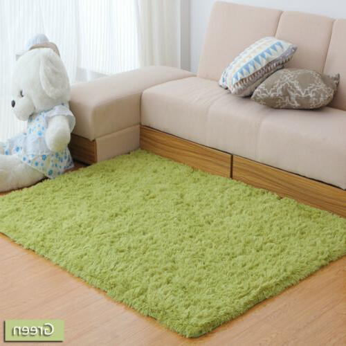 Rug Decoration Fluffy Living Room Carpet US