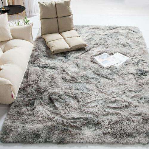 Shaggy Carpet Living Room Soft Fully Large 120x160cm