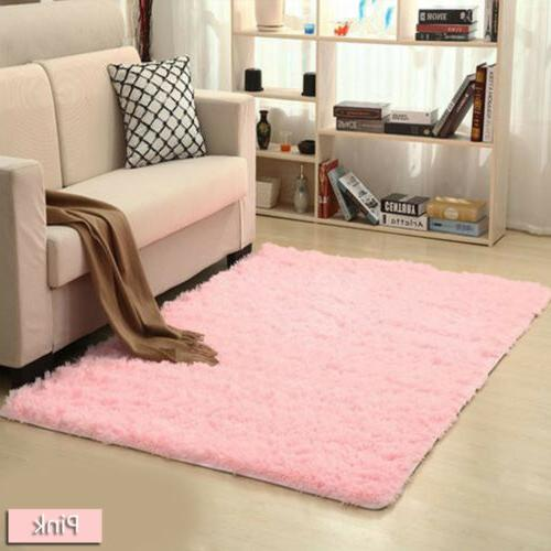 Shaggy Area Rug Room Home