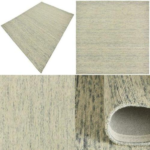 """Stone & Beam Contemporary Speckle Wool Area Rug 5' x 7' 6"""" O"""