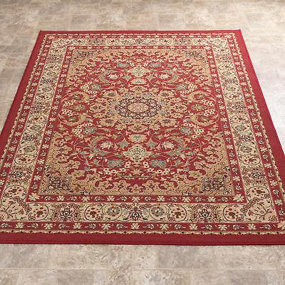 sweet home stores Sweet Home Red Rug