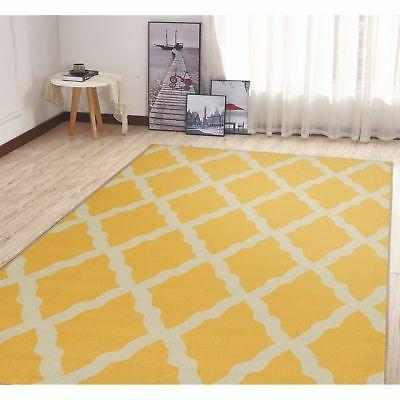 Sweet Home Moroccan Trellis Design Rug 7'