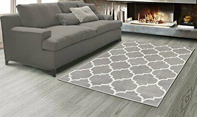 sweethome king collection grey moroccan