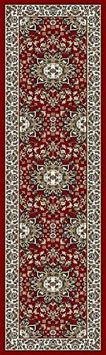 Traditional Area Rugs Red Hallway Runner Rugs Runner Rug for