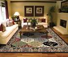 Traditional Black Area Rugs 5x7 Clearance Under 50 Prime Rug