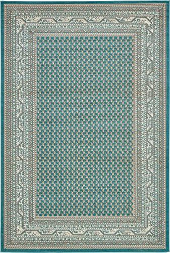 A2z Rug Traditional Caen Collection Rugs Teal 6
