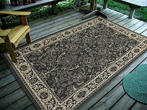 Traditional Oriantal, & Outdoor Rug 0946