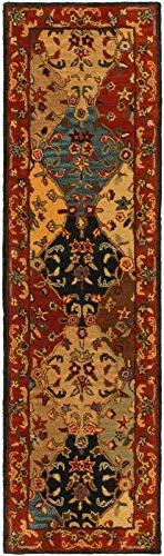 "Artistic Weavers Traditional Runner Area Rug 2'3""x14' Multi"