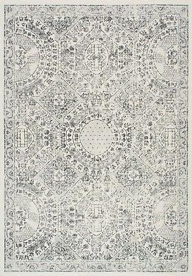 nuLOOM Traditional Vintage Area in Grey and
