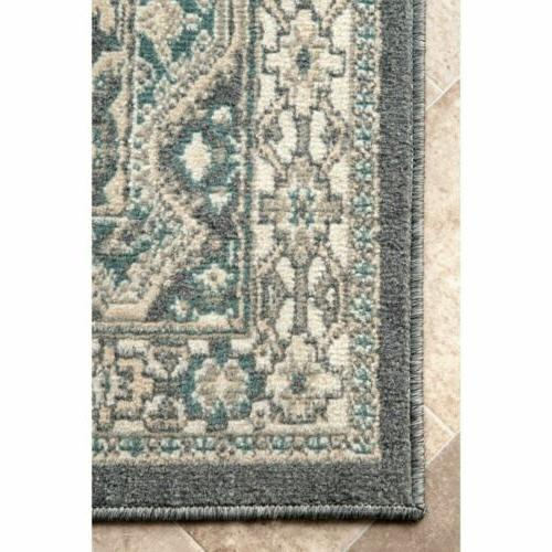 nuLOOM Transitional Becca Area Rug Charcoal
