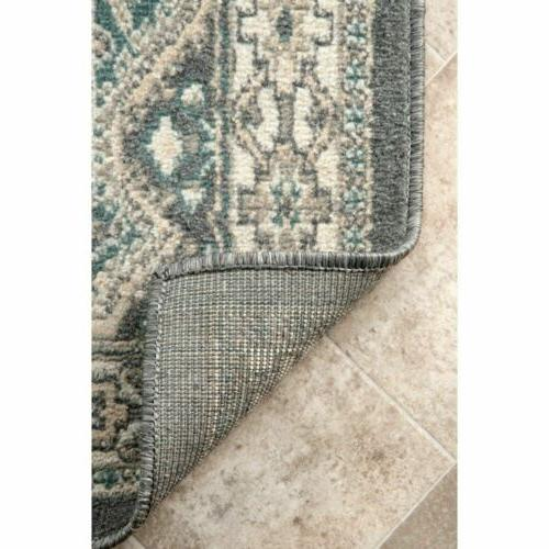 nuLOOM Transitional Becca Area Rug in Charcoal