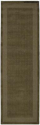"Nourison Westport Textured Grid Runner, 2'3"" x 7'6"