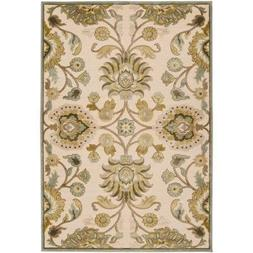 Artistic Weavers Lauren Ivory 5 ft. 1 in. x 7 ft. 6 in. Area