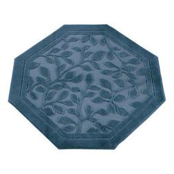 Leaf Pattern Area Accent Rug Collection, by Collections Etc