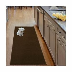 Sweet Home Stores LST6008-2X6 Brown Runner Rug