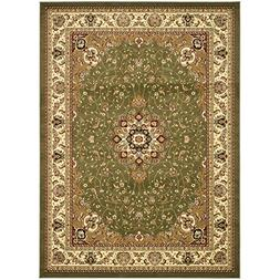 Safavieh Lyndhurst Collection LNH329B Traditional Medallion