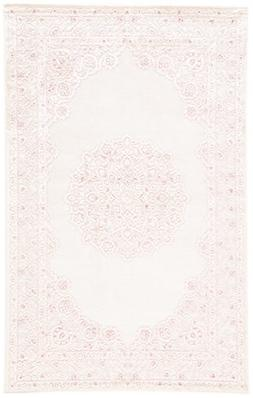 Jaipur Living Malo Medallion White Area Rug