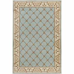 Artistic Weavers MDL-6170 Madeline Alexis Rug, Blue, 2' x 3'