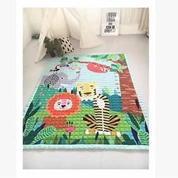 Ustide Modern Style Baby Play Mat for Floor, 57 x 76.8 Inche