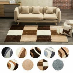 Living Room Modern Contemporary Geometric Area Rug Runner Ac