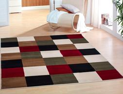 Modern Contemporary Wool Area Rugs 8 x 10 Living Room Bedroo