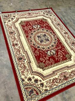 Modern French Victorian Area Rugs 5x7 Premium Quality Living