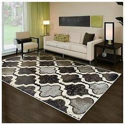 Superior Modern Viking Collection Area Rug, 8mm Pile