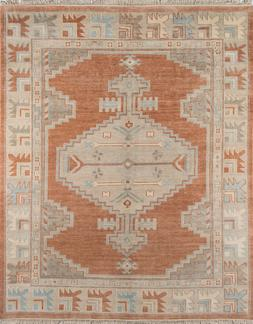 Momeni Erin Gates 2' X 3' Wool Area Rug Concord Hand Knotted