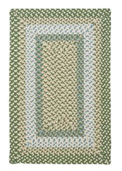 Colonial Mills Montego Lily Pad Green Rug