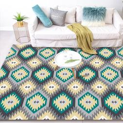 Morocco Style Geometric Carpets <font><b>Rug</b></font> for