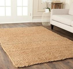 Safavieh Natural Fiber Jute Natural Area Rugs - NF732A