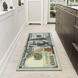 Ottomanson New Rugs One Hundred Dollar $100 Bill Print New B