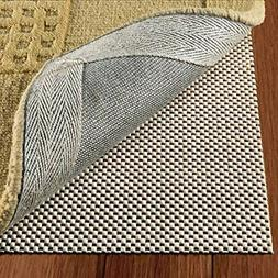 Non Slip Rug Pad Size 2 x10 For Runner Rugs On Hardwood Floo