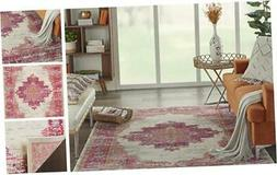 """Nourison Passion Traditional Bright Colorful Area Rug, 5'3""""X"""
