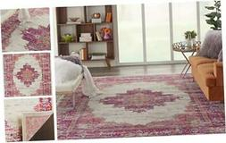 nourison passion traditional bright colorful area rug