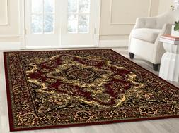 Oriental Area rug Tradational living room runner door mat