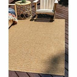 Unique Loom Outdoor Links Rug - 6' x 9'